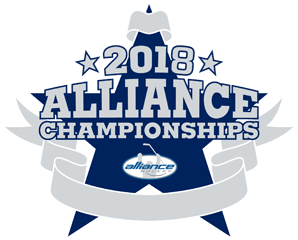 2017-2018 Alliance Championships Logo