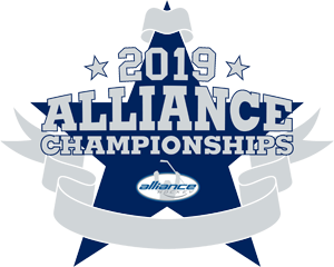 2018-2019 Alliance Championships Logo