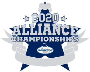 2019-20 Alliance Championships Logo